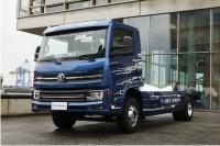 Caminhão elétrico desenvolvido no Brasil é apresentado na Alemanha