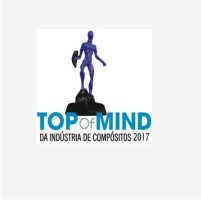 Mercado de compósitos conhece os finalistas do Top of Mind 2017