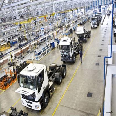 Montadoras de caminhões esperam crescimento de até 30% nas vendas