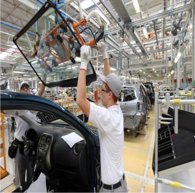 Venda de veículos tem alta de 15,6% no trimestre