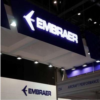 Embraer e Boeing firmam acordo para nova empresa de aviação