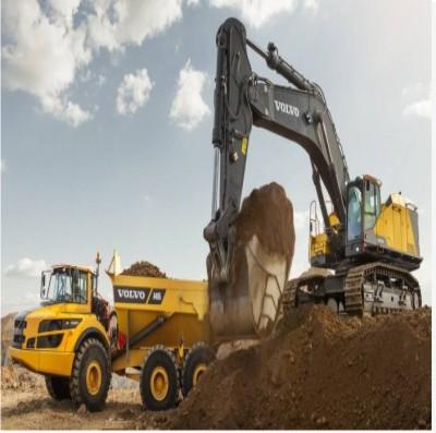 Máquinas de construção: setor prevê crescer 40% em 2018