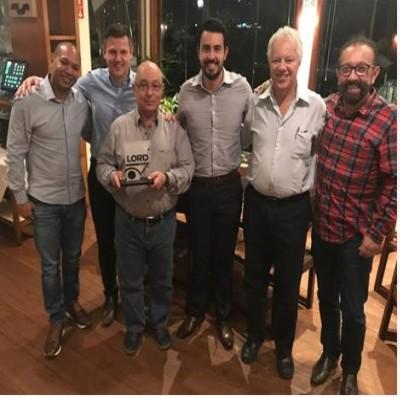 LORD concede prêmio Distribuidor Preferencial para a Redelease