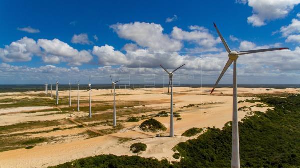Brasil sobe em ranking e tem perspectiva de crescer mais em energia eólica
