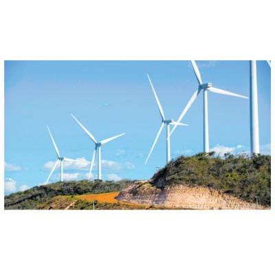 Geração eólica bate novo recorde no Nordeste, diz ONS