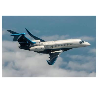 Embraer anuncia acordo para venda de 64 jatos executivos por US$ 1,4 bilhão
