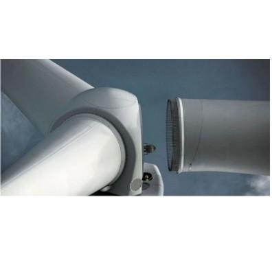 Turbina eólica gigante de 20 MW vai ser testada na Alemanha