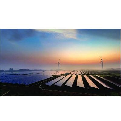 Empresas apostam em energia renovável