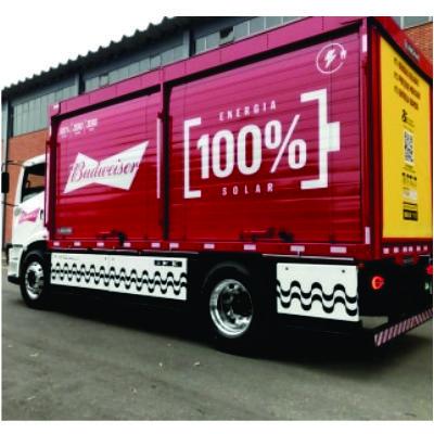 Ambev fecha parceria com FNM e Agrale para produção de mil veículos elétricos