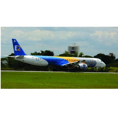 Embraer recebe mais duas encomendas de jatos E195-E2 da Congo Airways