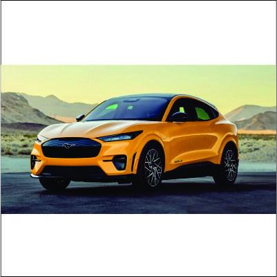 Ford vai investir US$ 29 bilhões até 2025 em carros elétricos e autônomos