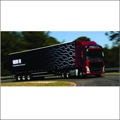 Volvo prevê forte expansão de 40% nas vendas de caminhões pesados e semipesados na América Latina