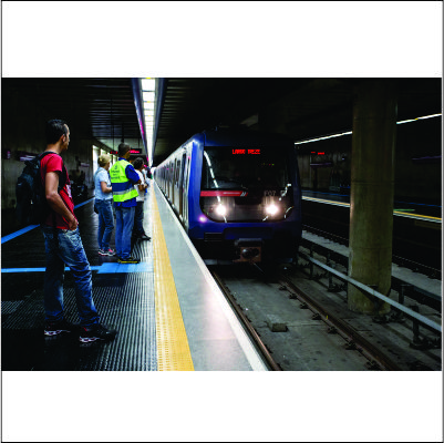 CCR inicia estudos para expansão de linhas de metrô 5 e 17 de São Paulo