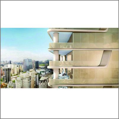 Compósitos viabilizam primeiro projeto arquitetônico da Pininfarina no Brasil