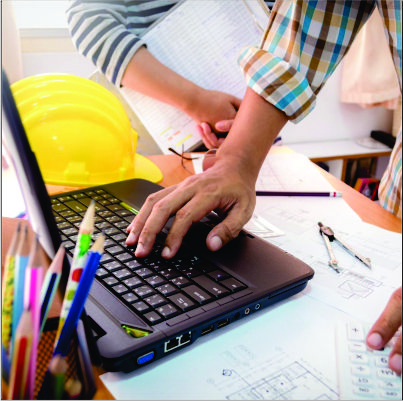 Digitalização chega à construção civil