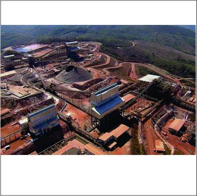 Mineradora Anglo American vai investir até US$ 330 milhões no Brasil este ano