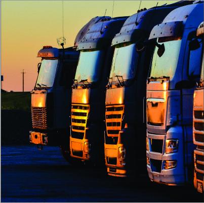 Produção de caminhões foi 29% maior em fevereiro