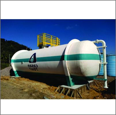 Tecniplas reforça a adequação dos tanques de PRFV para a armazenagem de água potável