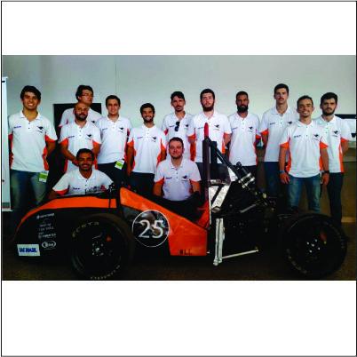 ALMACO apoia alunos da UTFRP que disputam a Fórmula SAE