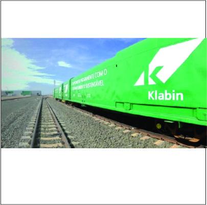 Klabin registra aumento de 22% no EBITDA ajustado
