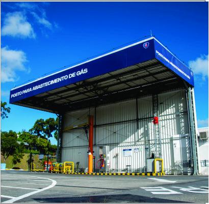 Scania e Comgás firmam parceria para ampliar número de postos de abastecimento com gás natural e biometano em SP