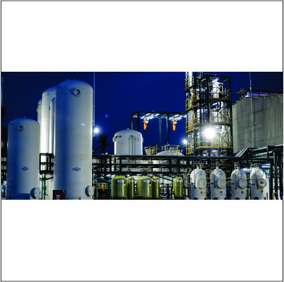 Tecniplas fornece dez tanques de PRFV para a Chlorum Solutions
