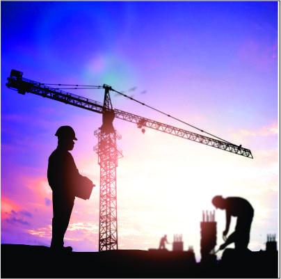 Confiança da Construção avança 2,2 pontos em maio, na 1ª alta do ano