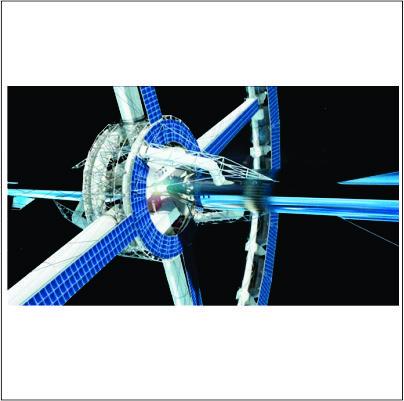 Construtora anuncia hotel espacial com gravidade artificial