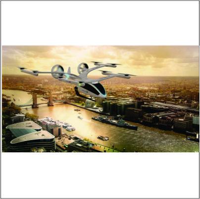 Embraer dispara após sua subsidiária de 'carro voador' anunciar parceria com a americana Halo