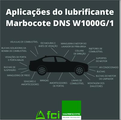 FCI-Marbocote lança lubrificante que facilita a montagem de componentes plásticos e de borracha