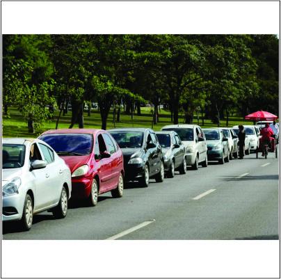 Venda de veículos novos tem alta de 7,03% em maio, diz Fenabrave