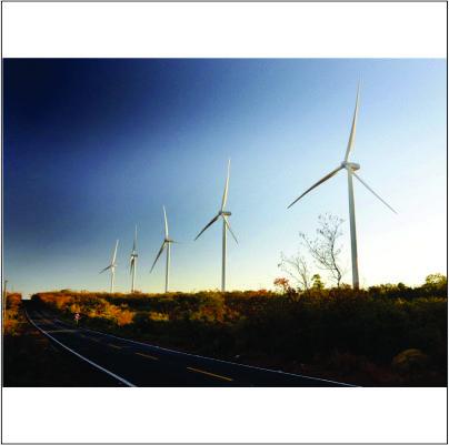 Nordeste registra recorde na geração de energia eólica