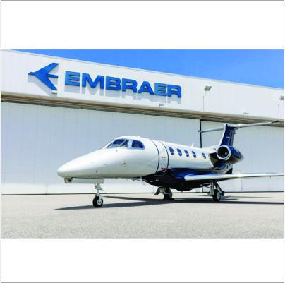 Inscrições abertas para o Programa de Especialização em Engenharia (PEE) da Embraer