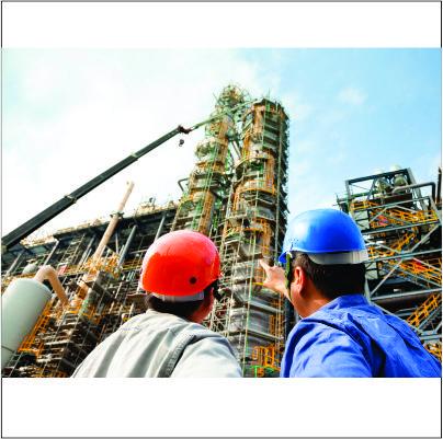 Indústria química prevê crescimento de pedidos