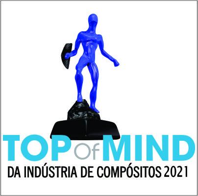 Patrocínio de Top of Mind é ação de marketing ideal para atingir mercado de compósitos