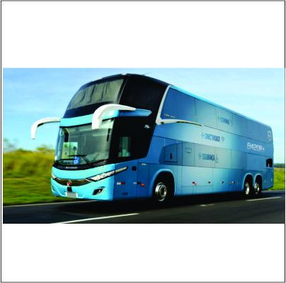 Volvo atualiza linha de chassis de ônibus de olho na exportação