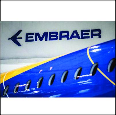 Embraer fecha acordo com NetJets para venda de até 100 aviões
