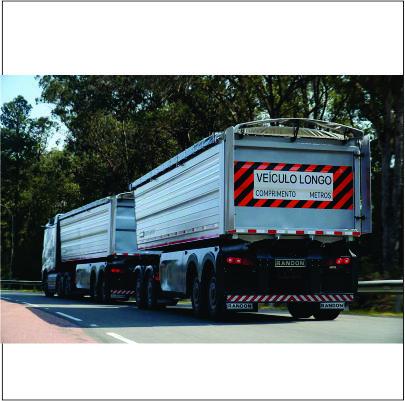 Gatron fabrica defletores do caminhão-conceito Efficiency Concept Truck